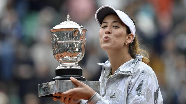 «Je me suis dit : 'ce n'est pas possible, je vais servir pour remporter Roland-Garros' «