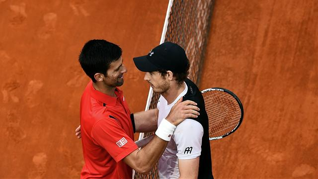 Après les petits pas dans l'histoire, Djokovic et Murray visent un bond de géant dimanche