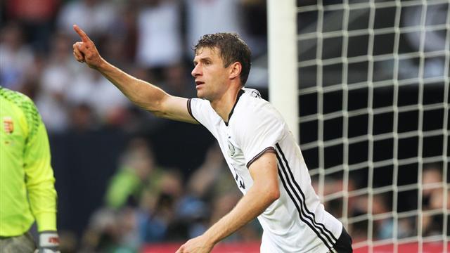 La Mannschaft lève une partie des doutes, la Croatie se balade et l'Autriche sombre