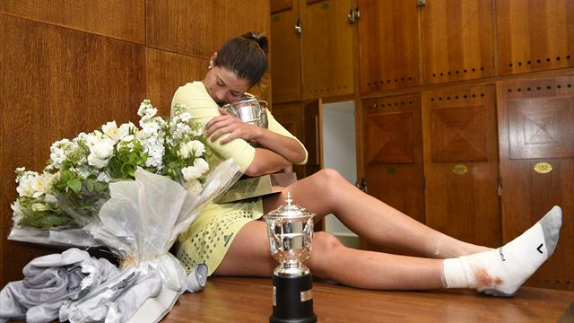 Garbine Muguruza: Inconsistent but there is only more to come