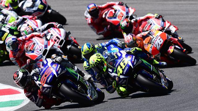 99 Cent statt 6,99 Euro! Das MotoGP-Saisonfinale im Eurosport Player