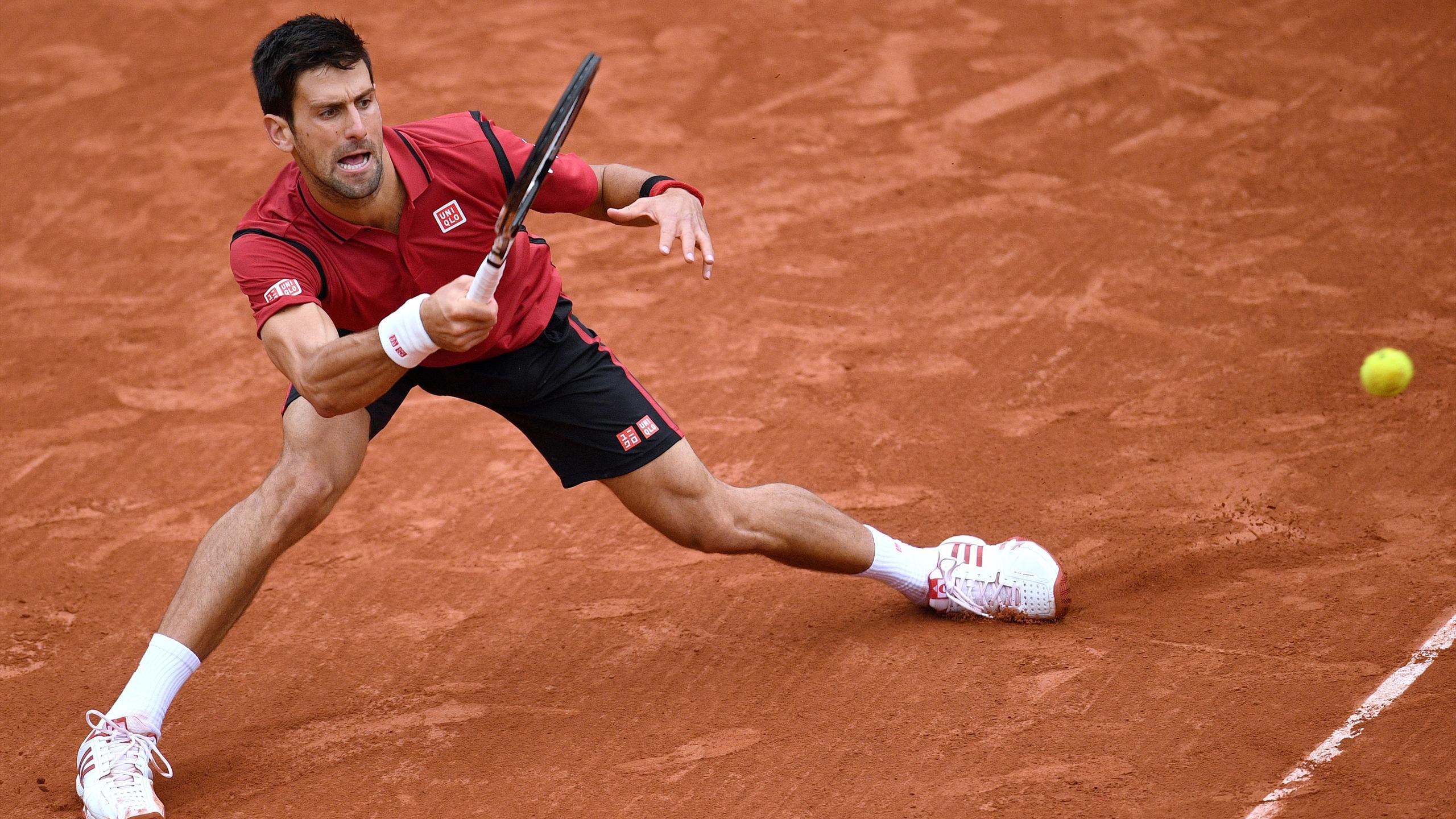 Novak Djokovic - Roland-Garros 2016