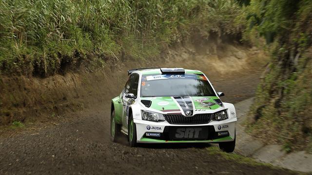Azoren Rallye 2016: Sirmacis jagt den Champion