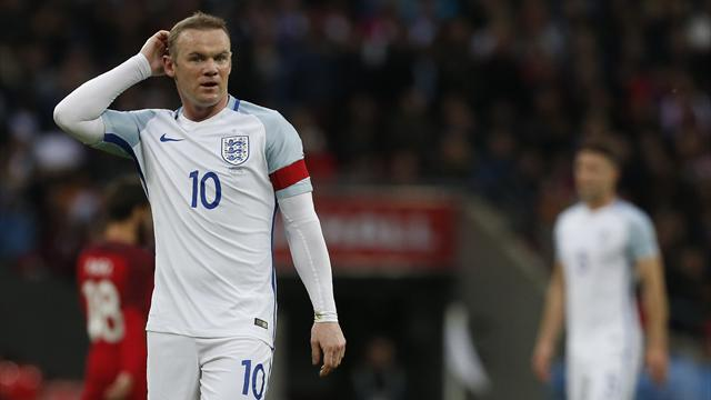 "Rooney : ""Le Mondial 2018 sera mon dernier tournoi avec l'Angleterre"""