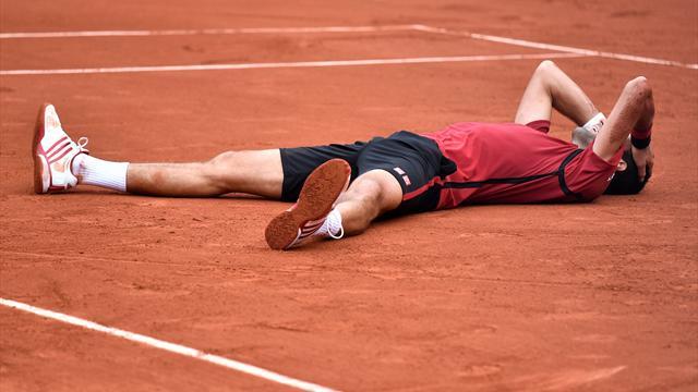 «Это лучший момент моей карьеры». Джокович – о победе в Париже