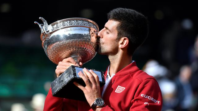 Djokovic seals career Grand Slam by outclassing Murray to win maiden French Open title