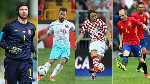 Face aux Tchèques, Turcs et Croates, le tenant du titre espagnol aura fort à faire