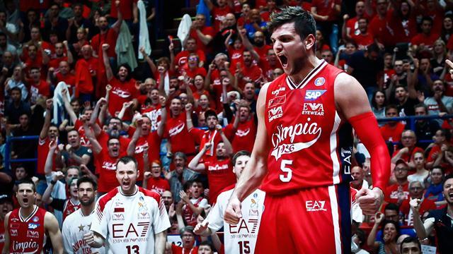 Basket, Olimpia Milano conquista il 27° scudetto