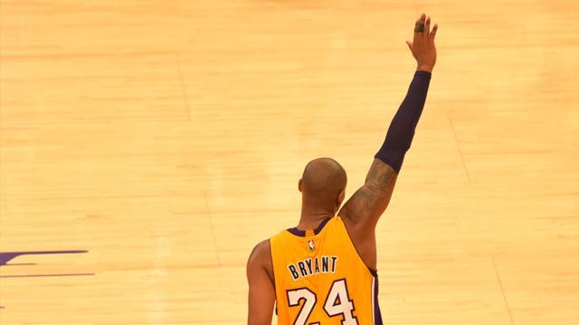 Le 'Kobe Bryant Day', c'est ce mercredi � Los Angeles