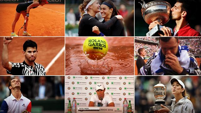 Que retiendrez-vous le plus de Roland-Garros 2016 ?
