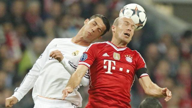 Bayern-Real et Juve-Barça : des chocs, des retrouvailles et de la casse en vue