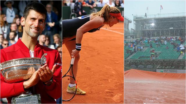 Les 10 moments qui ont fait ce Roland-Garros