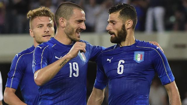 L'Italie s'offre une dernière victoire pour la forme