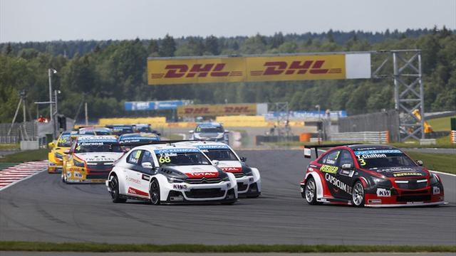Tom Chilton aims to make Touring Car history with WTCC and BTCC double