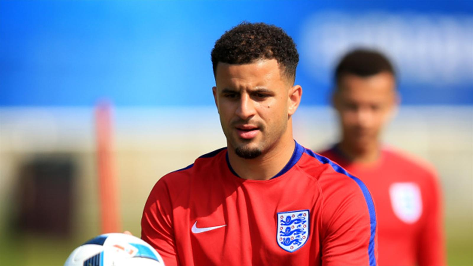 Kyle Walker England won t panic if we don t beat Russia Euro