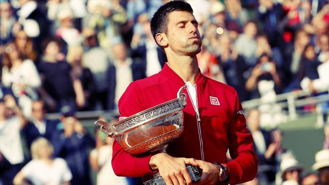 Les 10 défis qui peuvent propulser Djokovic encore plus loin dans la légende