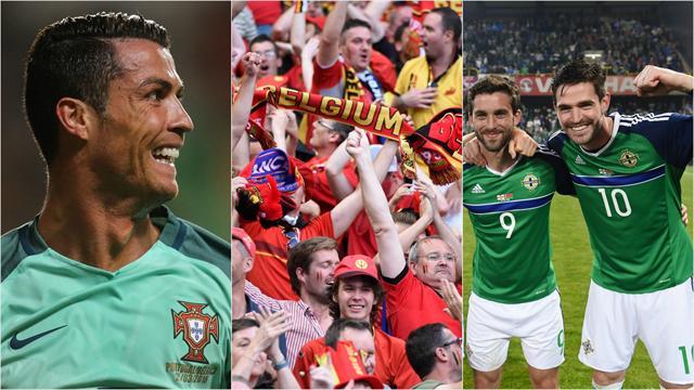 Une grande fête, des buts, des stars, des surprises : tout ce que l'on veut voir à l'Euro