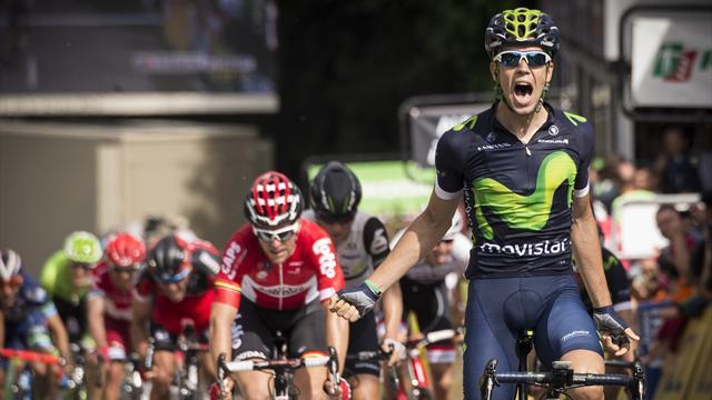Dauphiné: Jesús Herrada gana la segunda etapa con un brutal ataque