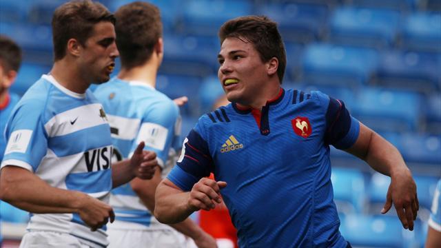 Le film du match de France U20 – Argentine U20
