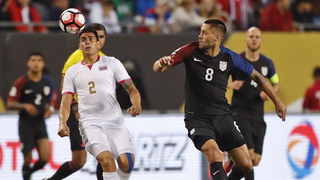 Estados Unidos-Costa Rica: Goleada para seguir creyendo (4-0)