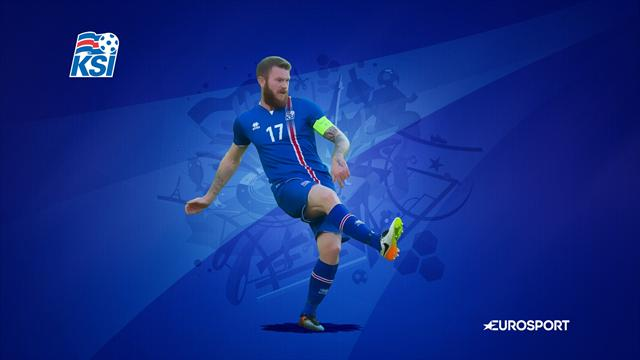 Le squadre di Euro 2016: l'Islanda Sigurdsson e Gudjohnsen