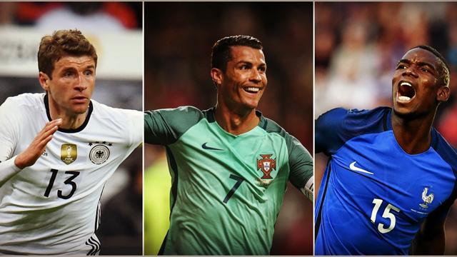 Votre élection du meilleur joueur de l'Euro 2016 : mode d'emploi