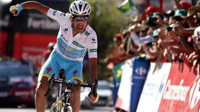"""Aru pronto per la Vuelta: """"Ho cambiato preparazione ma sto bene. Favorito? Ho una buona squadra"""""""