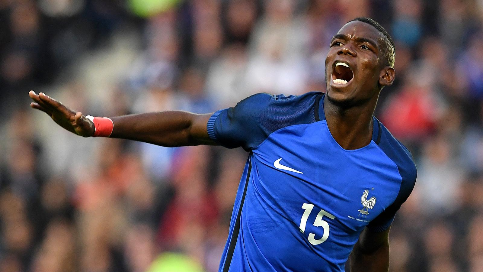 Manchester United Accelerate Race For Paul Pogba From