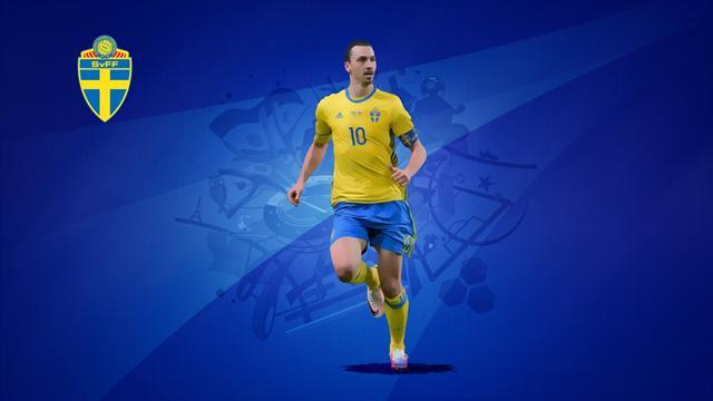 La Suède n'a qu'un seul véritable atout : Zlatan Ibrahimovic
