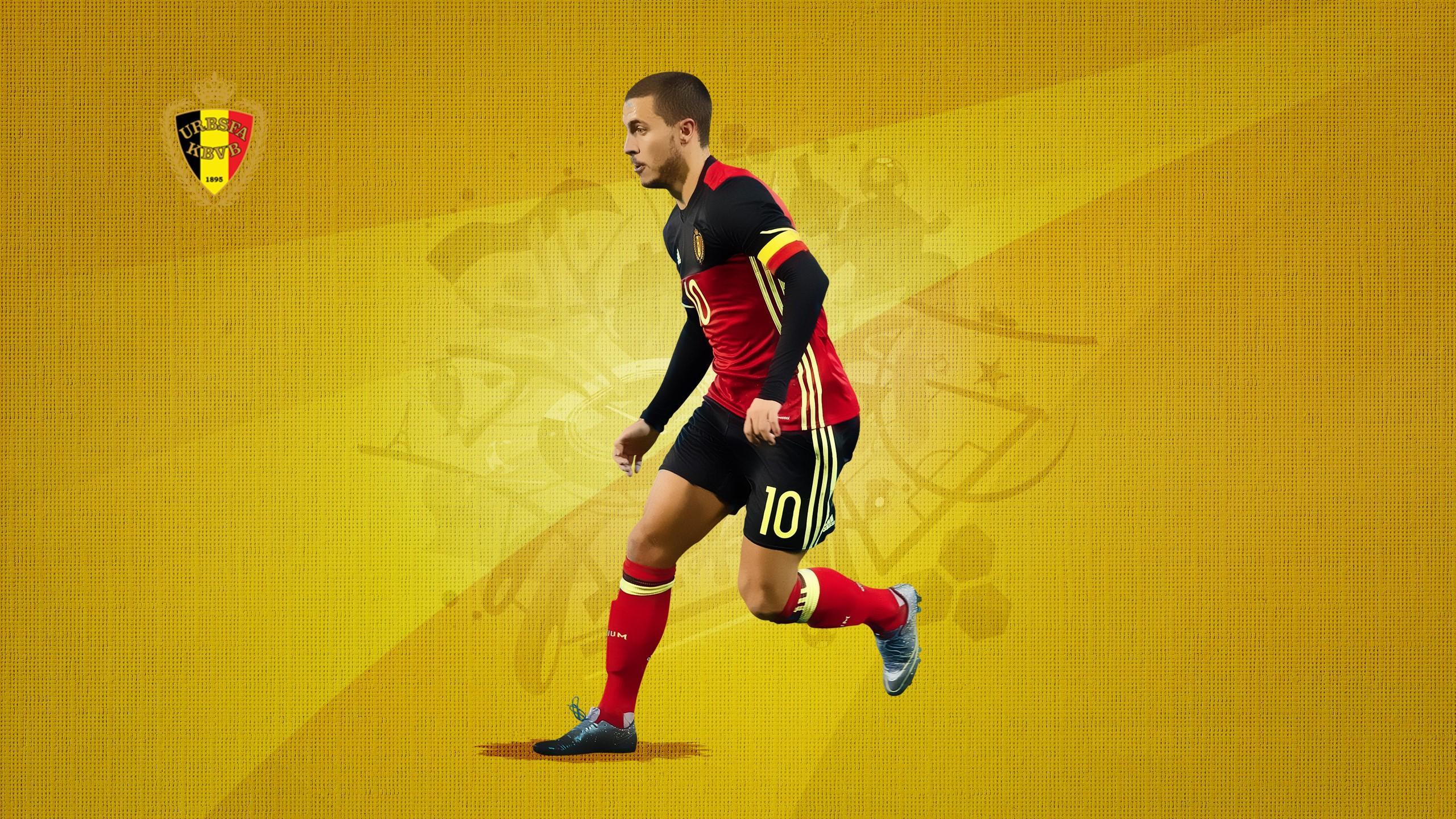 Eden Hazard (Belgique Fiche Euro)