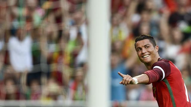 7-0 contre l'Estonie : le Portugal est d'attaque
