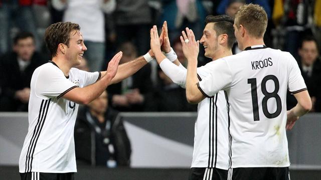 Eurocopa 2016, Grupo C: Así son Alemania, Polonia, Ucrania e Irlanda del Norte
