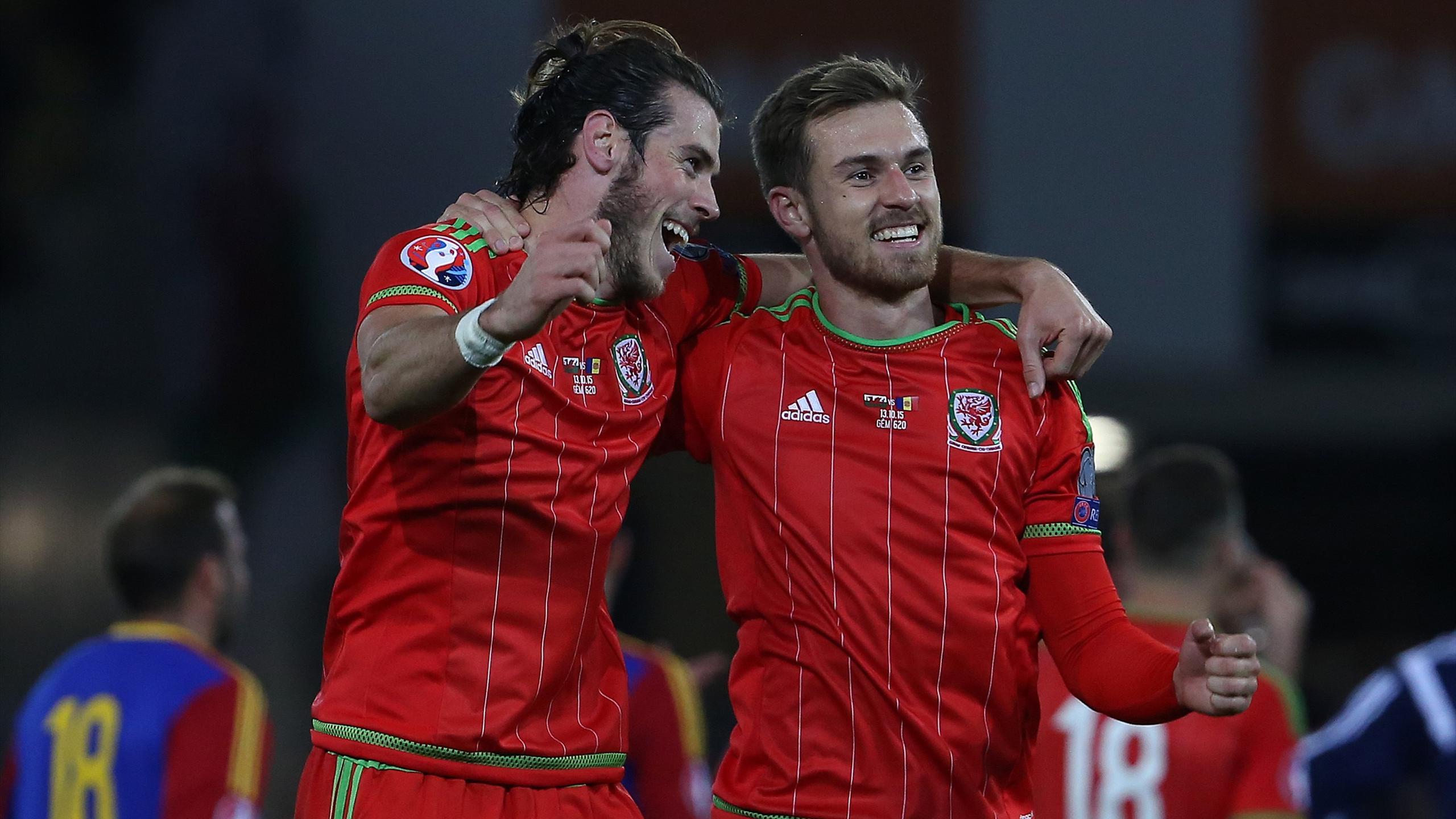 Le Pays de Galles peut compter sur Gareth Bale, mais aussi sur Aaron Ramsey