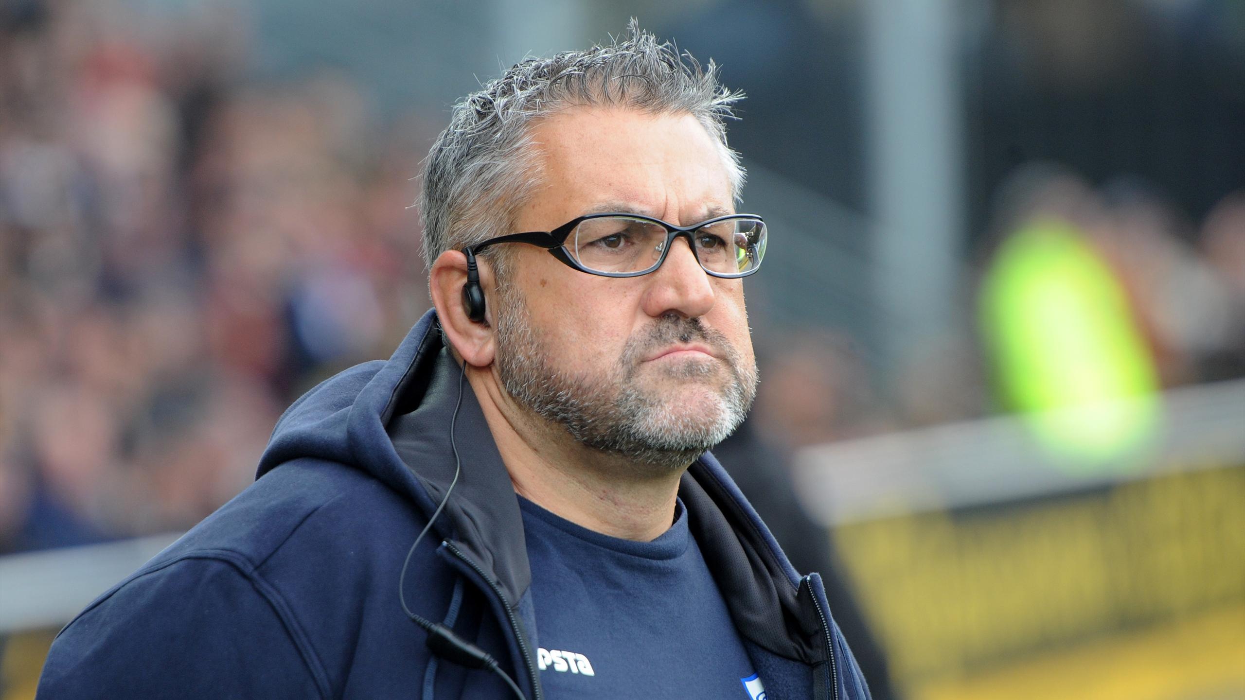 Christophe Urios, le manager de Castres