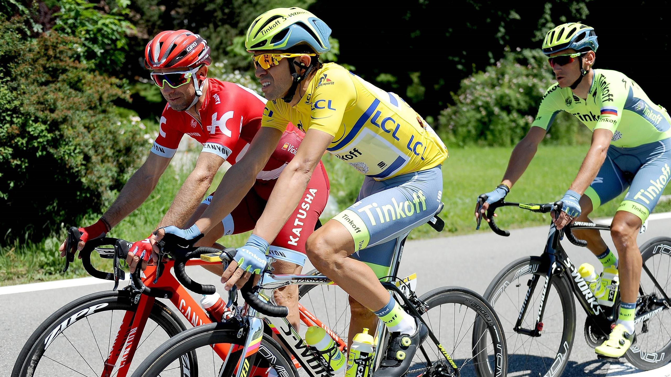Alberto Contador Player Profile Cycling Eurosport Uk