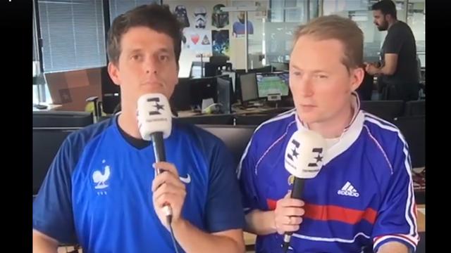 Revivez l'Eurosport Stream Team spécial Euro 2016