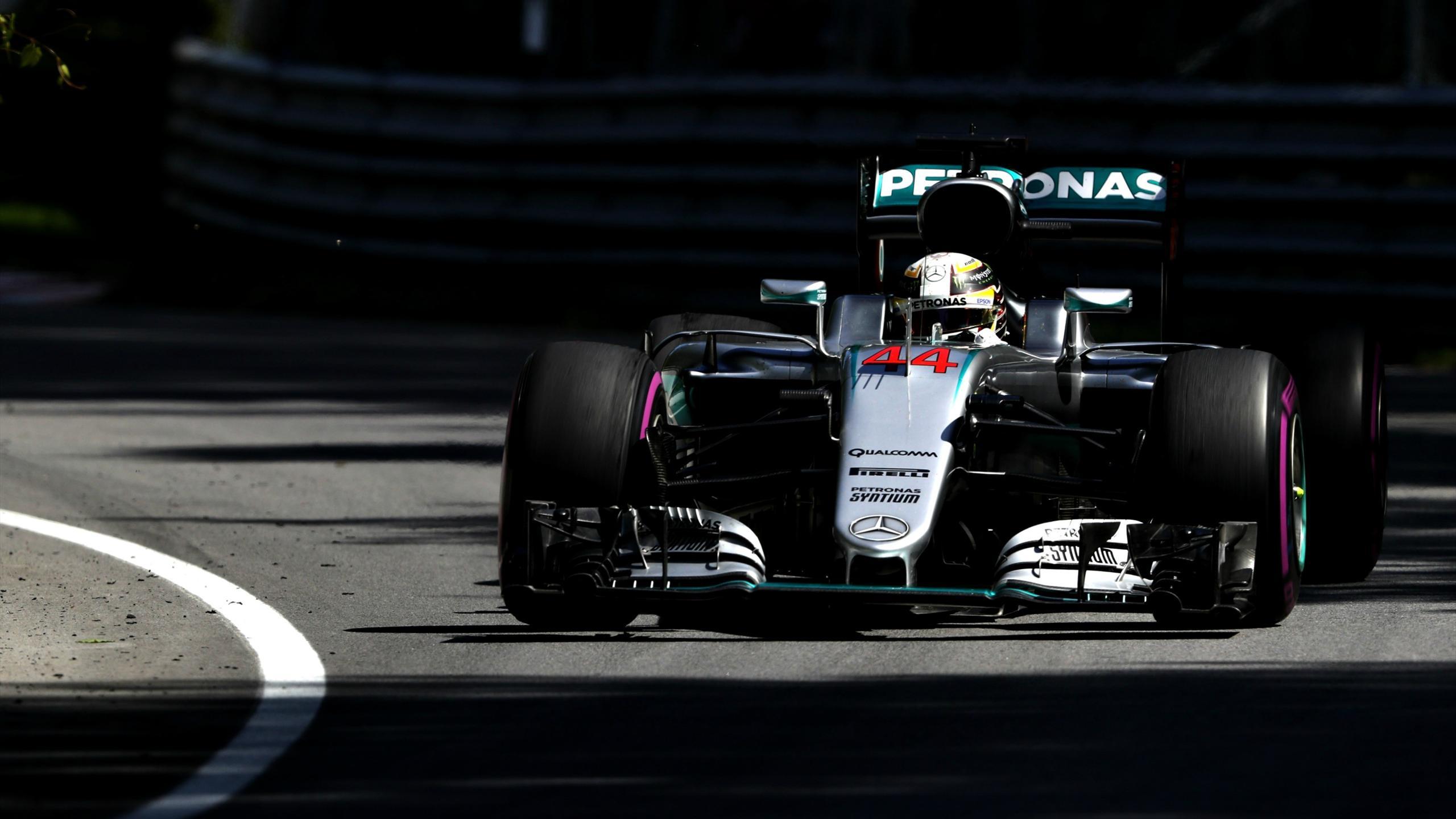Lewis Hamilton (Mercedes) - GP of Canada 2016