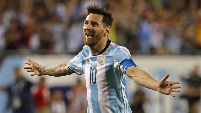 Messi titulaire face au Venezuela