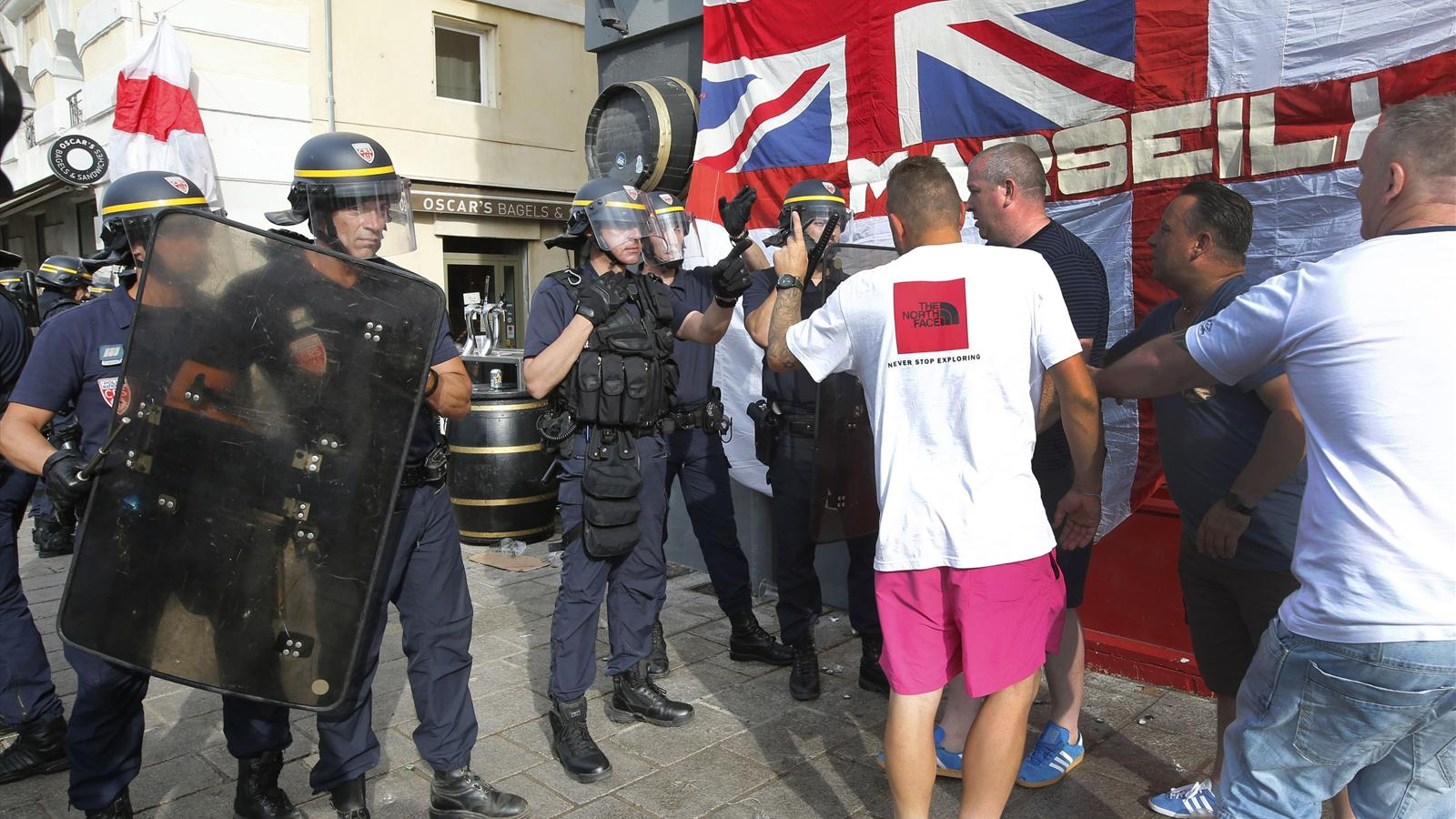 Eyewitness view: English disease not driven by Marseille