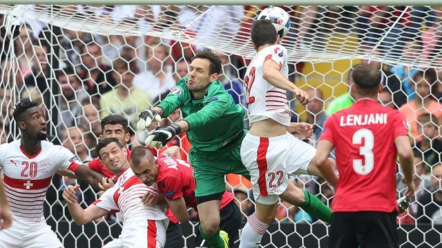 Le pagelle di Albania-Svizzera 0-1