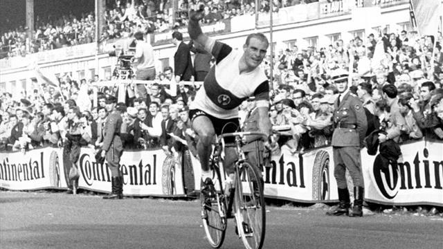 Ex-Weltmeister Rudi Altig ist tot