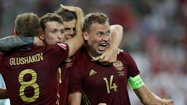 Биты бритты. Наилучшайшие и наихудшайшие матча Россия – Англия