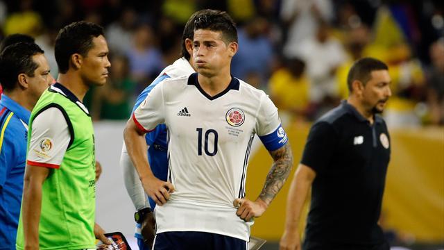 Costa Rica-Colombia: Patinazo inesperado (2-3)