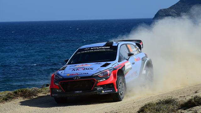 Neuville to contest Ypres Rally with Hyundai