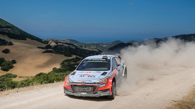 Neuville gewinnt Rallye Italien
