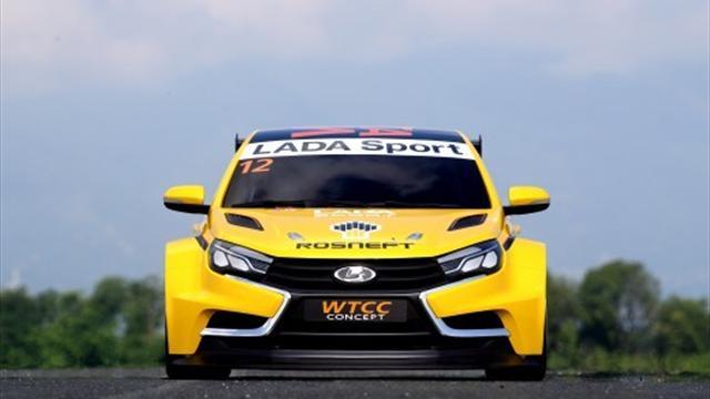 Гонщики «Лады» выиграли обе воскресные гонки на Moscow Raceway