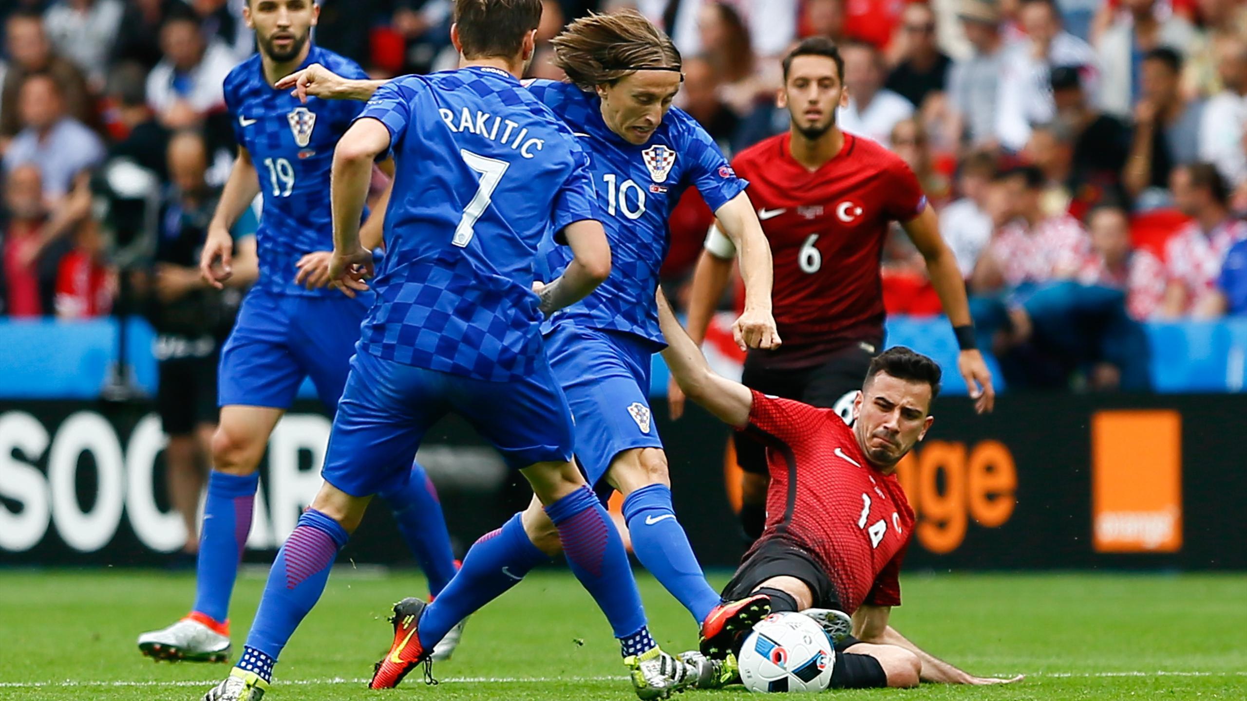 Türkiye-Hırvatistan (Luka Modric)