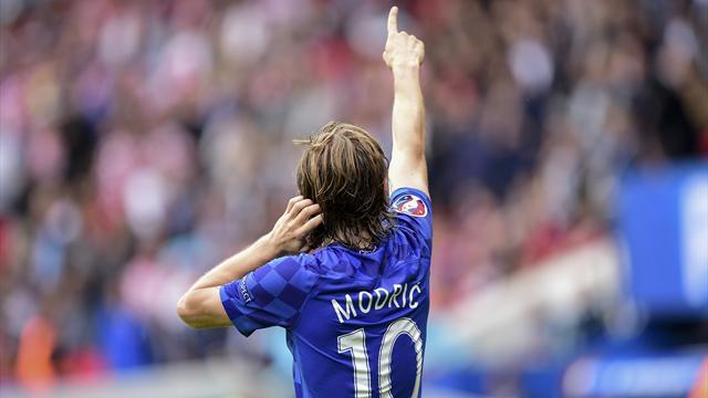 Au four et au moulin, Modric est bien la lumière de cette Croatie
