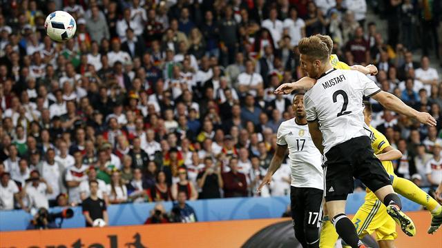 Eurocopa 2016: Alemania-Ucrania: El rodillo de siempre (2-0)