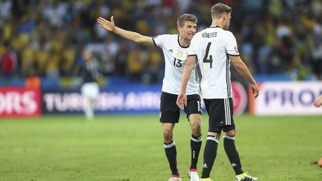 L'antisèche : Pour l'Allemagne, une victoire et l'ombre d'un doute